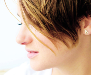 hair cut, Shailene Woodley, and short hair image