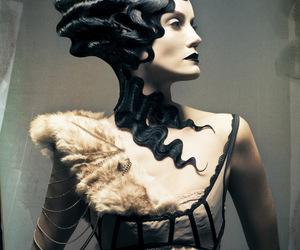avant garde, avant-garde, and haute couture image
