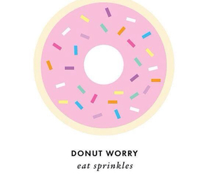 donuts and sprinkles image