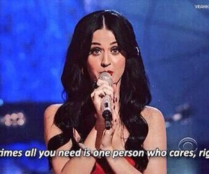 katy perry, quote, and care image