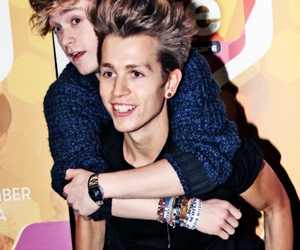 otp, the vamps, and james mcvey image