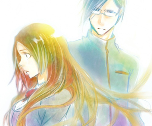 bleach and Orihime image