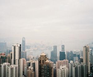 city, building, and hong kong image
