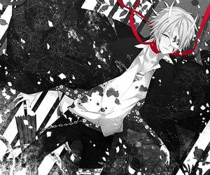 anime, anime boy, and natsume yuujinchou image