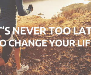 quotes, life, and fitness image