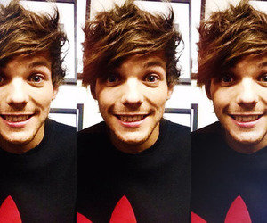 idol, louis tomlinson, and love image