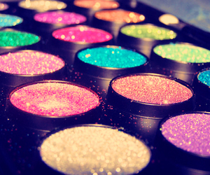 colors and glitter image