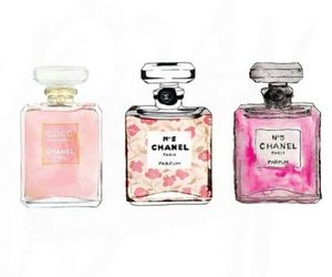 chanel, pink, and pretty image