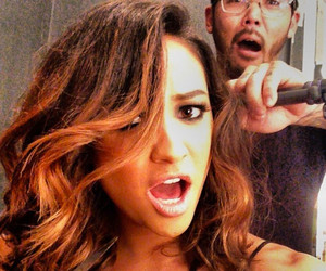 shay mitchell, pretty little liars, and hair image