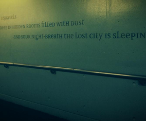 quote, stuff, and subway image