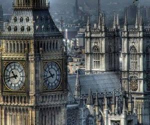 london, uk, and dreamy image