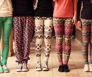fashion, style, and leggings image