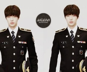 actor, ahn jae hyun, and model image