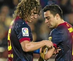 5, Barca, and soccer image