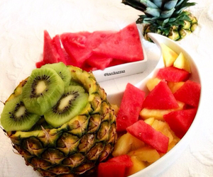 delicious, fruit, and yummy image