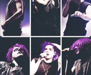 gerard way, my chemical romance, and band image