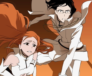 bleach, Inoue, and Orihime image