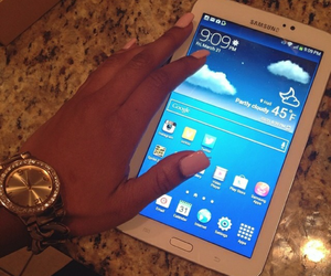 lux, tablet, and watch image