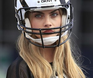 cara delevingne, model, and dkny image