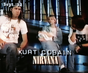 bands, kings, and nirvana image