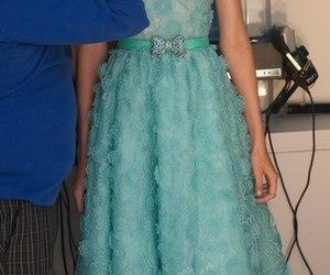 beautiful, dress, and fashio image