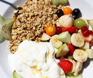 breakfast, healthy, and yummy image