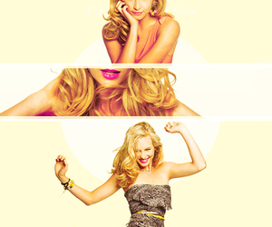 candice accola, blonde, and girl image