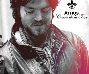 bbc, athos, and tom burke image