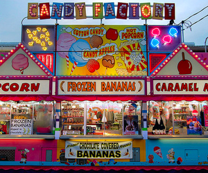 candy, popcorn, and food image