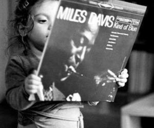 miles davis, music, and jazz image