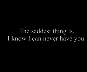 broken hearted, never, and sad image