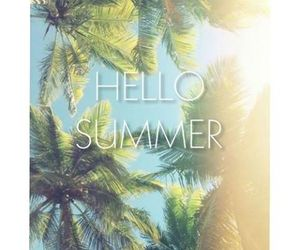 summer, love, and hello image
