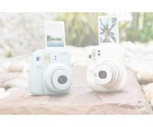 polaroid, camera, and summer image