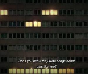 Lyrics, love, and sad image