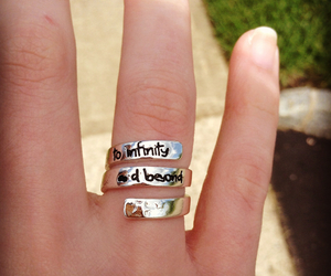 disney, jewelry, and ring image