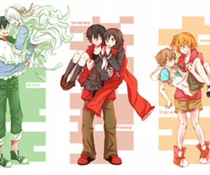 mekaku city actors image