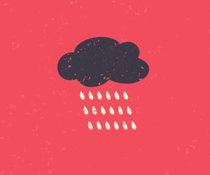 cloud and rain image