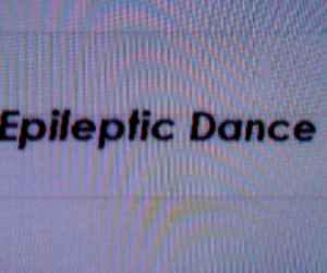 dance, epileptic, and joy division image