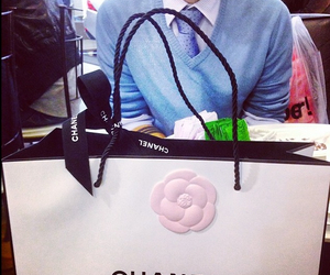 boyfriend, gift, and chanel image