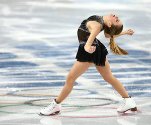 ice and ice skating image