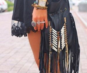 bag, fashion, and boho image