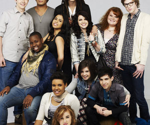 glee project, glee, and the glee project image