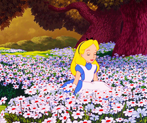 disney, alice in wonderland, and cute image