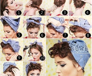 beauty, Pin Up, and cool image