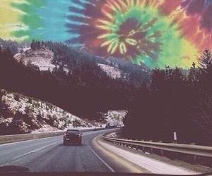grunge, car, and hippie image
