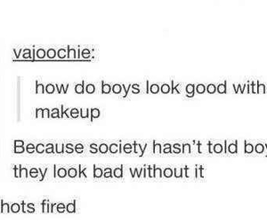 bad, boys, and girls image
