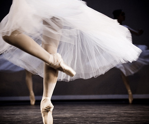 ballet, girl, and fashion image