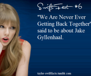jake gyllenhaal and Taylor Swift image