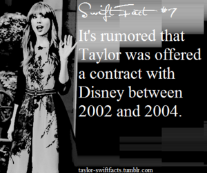 disney and Taylor Swift image