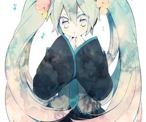 kawaii, vocaloid, and cute image